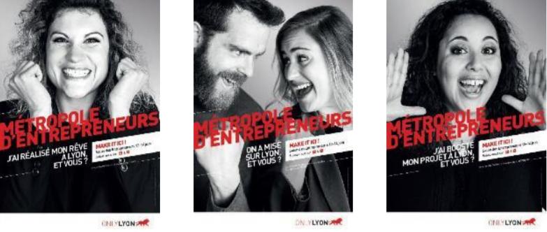 Métropole Lyon : métropole d'entrepreneurs