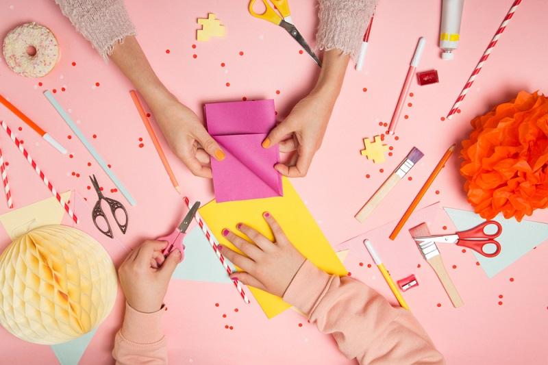 Billet d'humeur Amalthea : petit tuto pour une carte de vœux en DIY