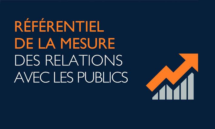 Lancement du premier « Référentiel de la mesure des relations avec les publics »