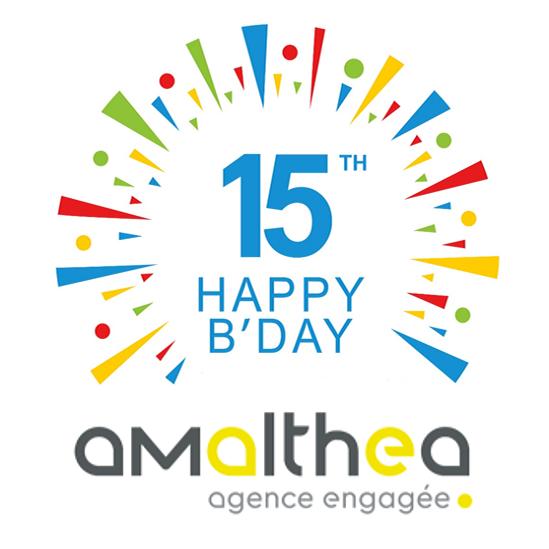 Amalthea a 15 ans !