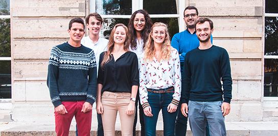 Les étudiants MINES ParisTech de la transition environnementale à l'initiative