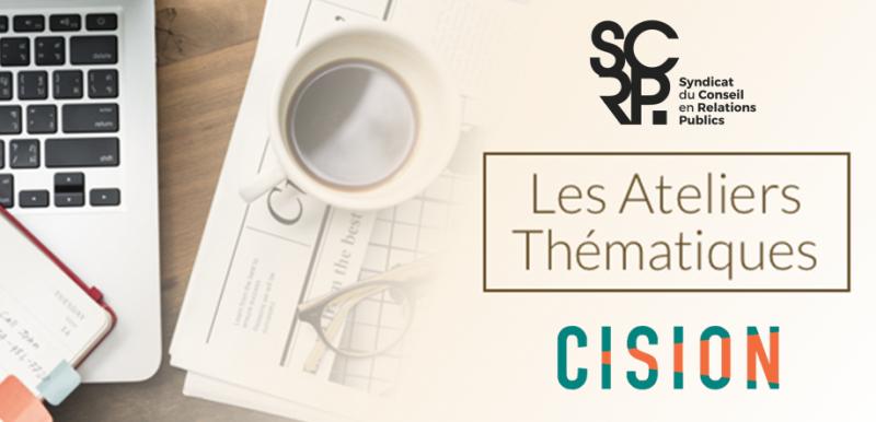 Compte-rendu de l'atelier SCRP et Cision « Transformation digitale de la communication »