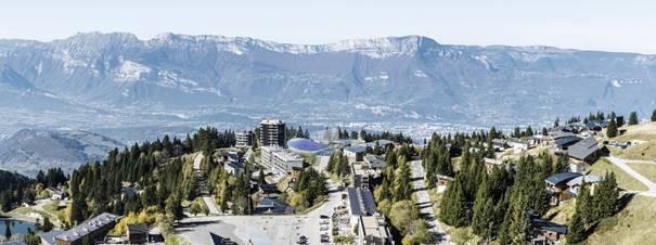 Chamrousse va devenir la 1ère « Smart Ski Resort » en France grâce à ENGIE Solutions