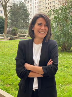 Sabrina Peseux,Directrice Générale de Bluesign