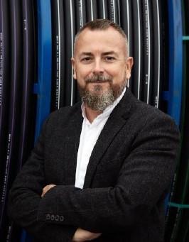 Marc-Antoine Blin, Président du Groupe Elydan