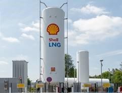 Un réseau de stations GNL et GNC renforcé pour Shell