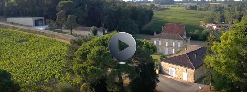Château Poupille, Producteur de vins de Bordeaux et d'énergie solaire grâce à Solarwatt