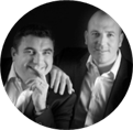 Anthony Ruiz et Aymeric Ruiz, Co-Directeurs d'INEVO