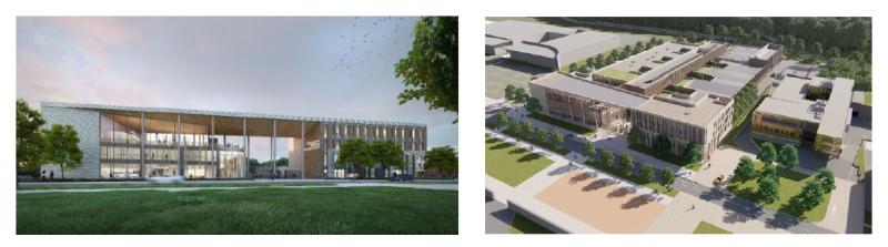 Le futur campus Mines Paris PSL dans les Yvelines