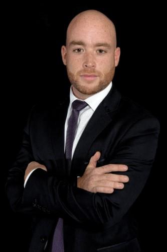 Martin Pontal, spécialiste des captages géothermiques pour le groupe Elydan