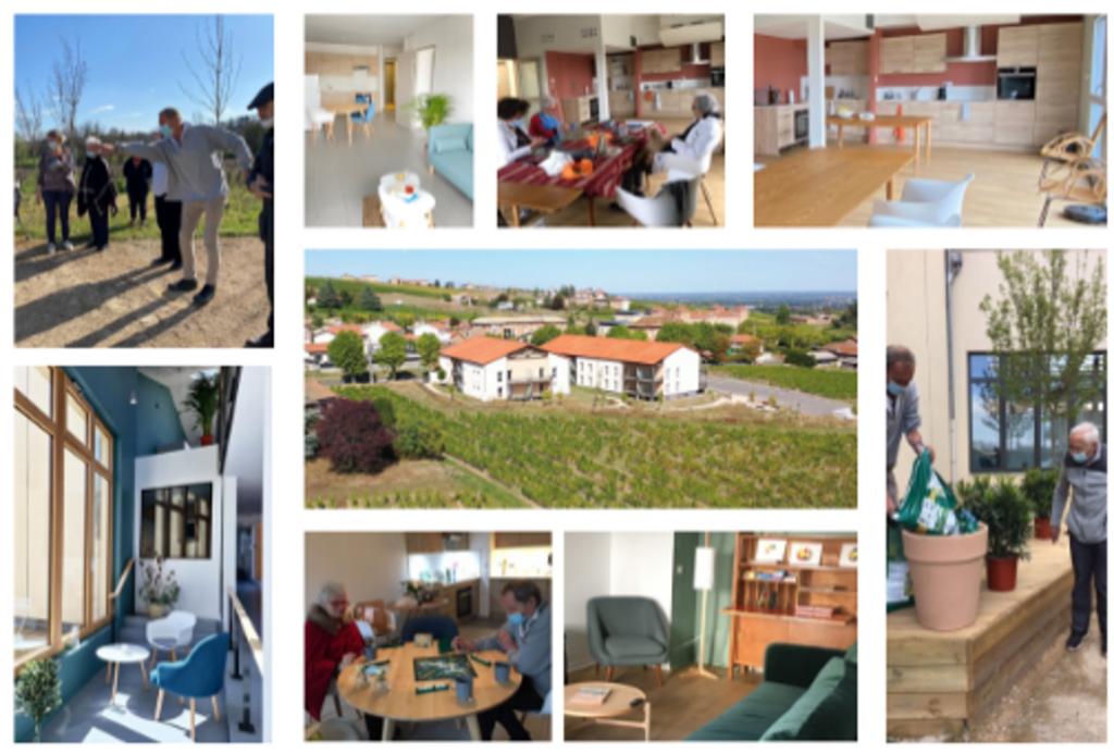 Habitat sénior : la Maison de Blandine accélère son développement