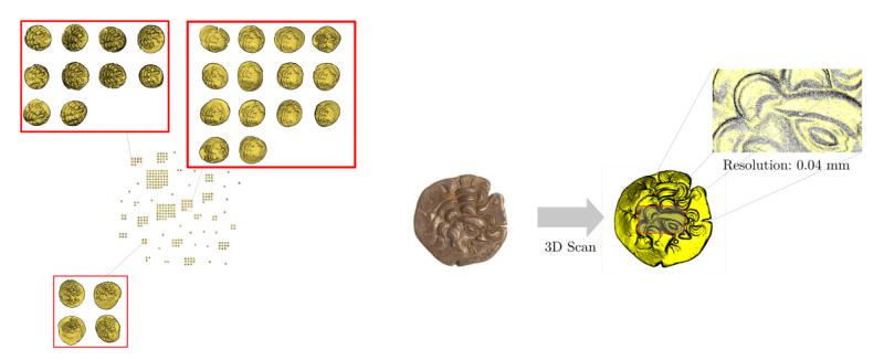 Mines Paris-PSL - Classement des pièces grâce à l'intelligence artificielle