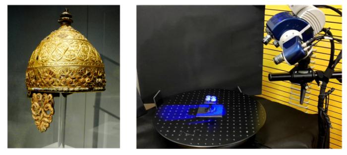 Mines Paris PSL - Quand l'Intelligence Artificielle tente de percerle secret des trésors archéologiques