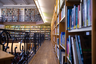 La Bibliothèque de Mines Paris
