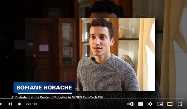 Mines Paris-PSL - Celtes 3D Sofiane Horache