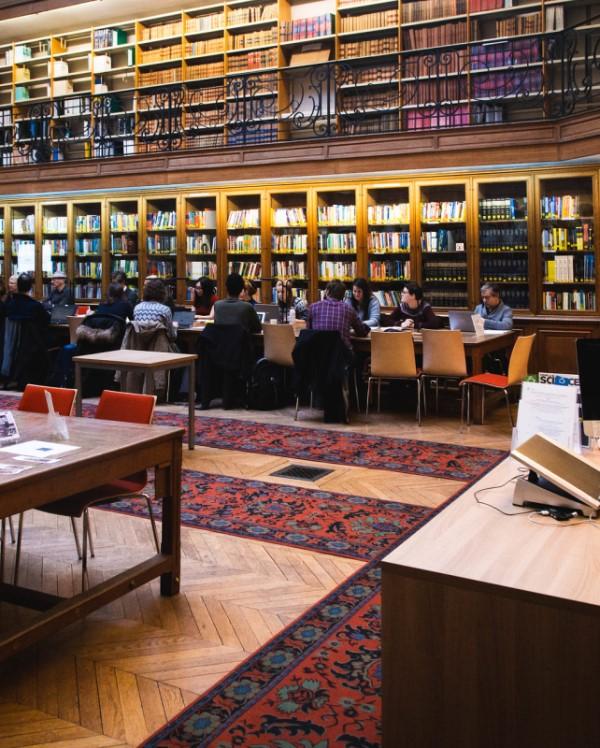 Sébastien Perrin nommé directeur des bibliothèques Mines Paris-PSL