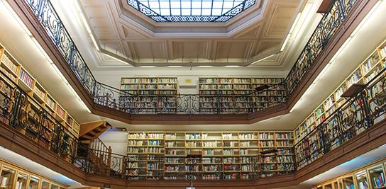 La bibliothèque de Mines Paris, lieu de rayonnement des savoirs