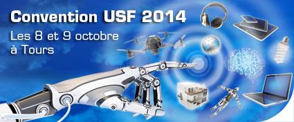 La société numérique en débat à la Convention USF 2014 !
