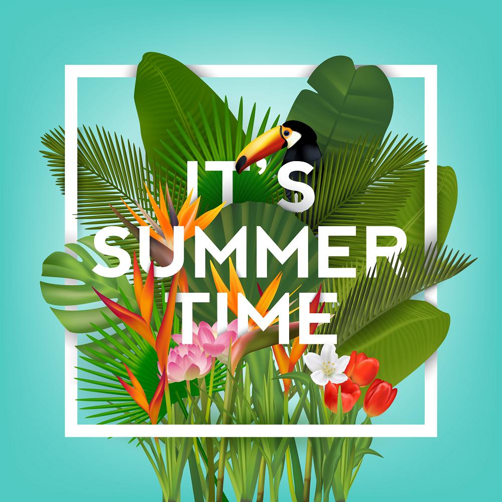 Voilà l'été, voilà l'été !