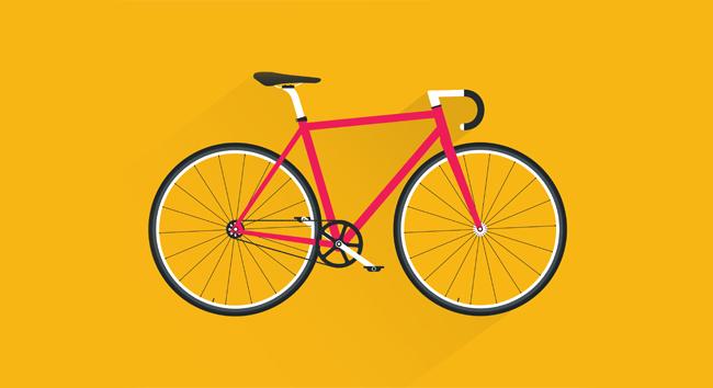 Au boulot… à vélo !