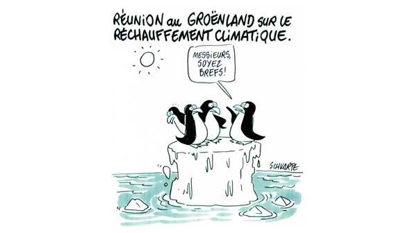 Amalthea à l'heure de la COP21